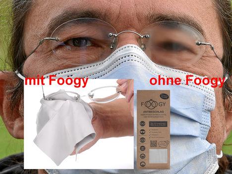 Anti-Beschlgstuch 'Foggy'