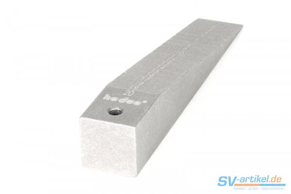 Aluminium Messkeil 20 mm